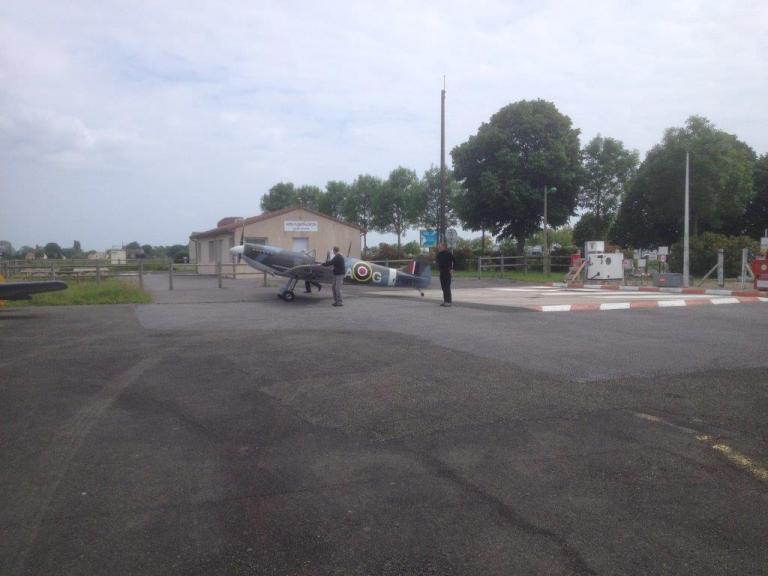 La Royal Air Force à Alençon